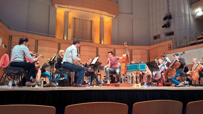 2015 Sydney Symphony Orchestra Yelian He Angel Place