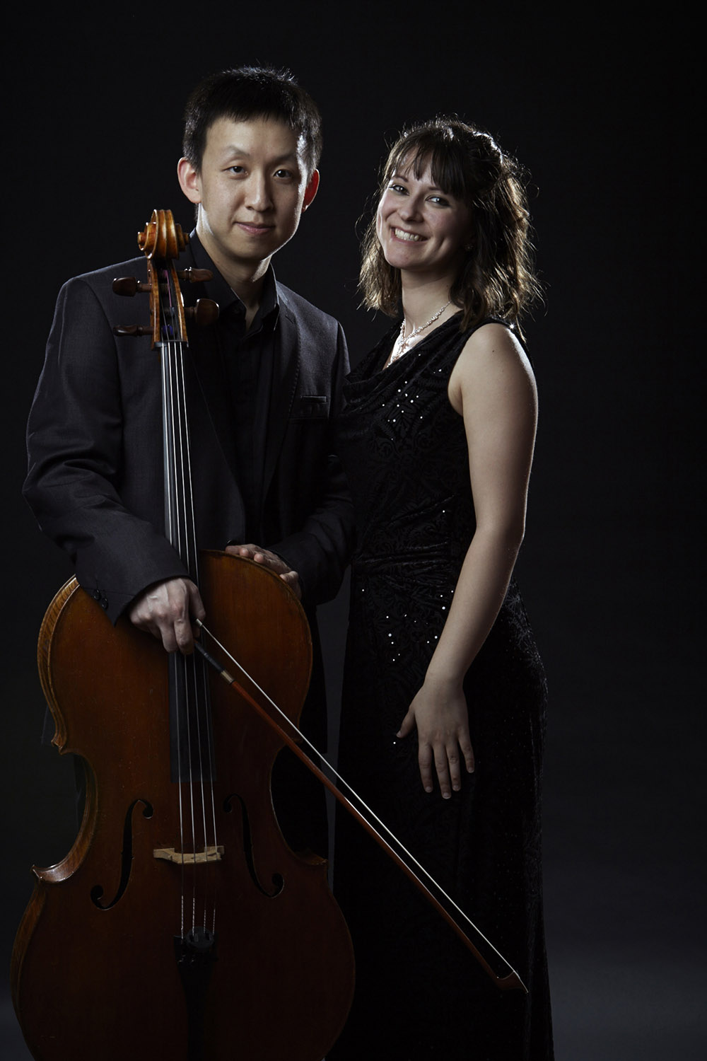 2014 Australian Cello Awards Y-Squared Photoshoot