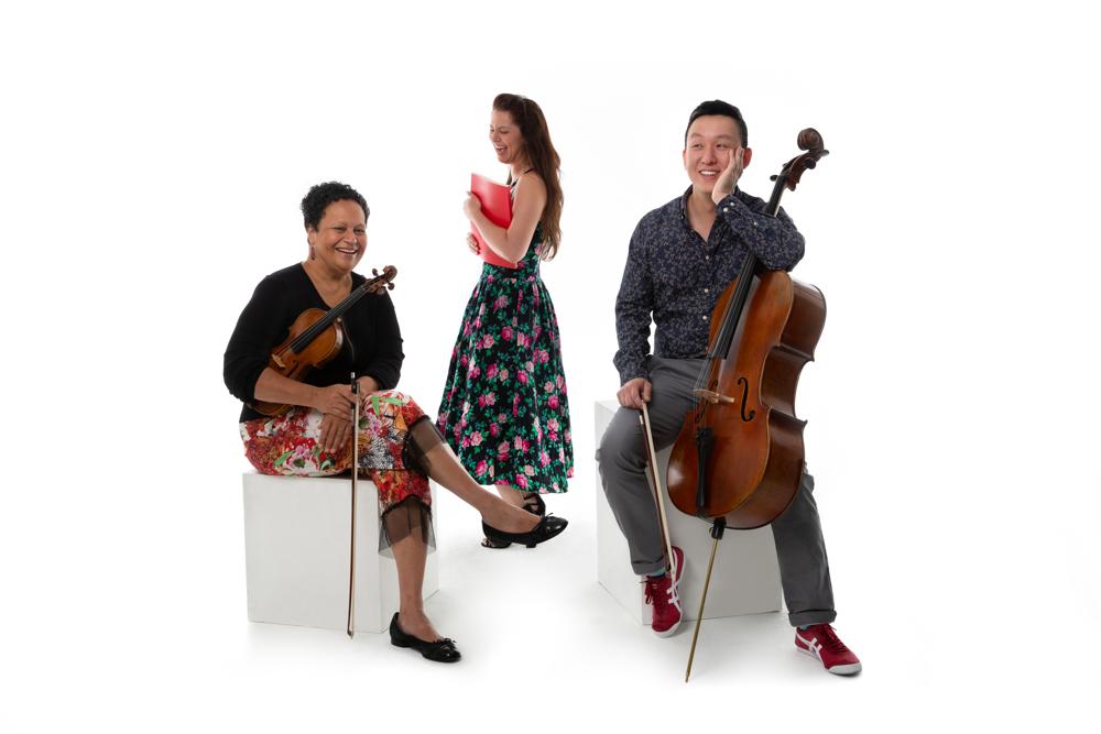 Rock Paper Scissors Piano Trio